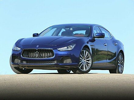 2015 Maserati Ghibli S Q4 for sale 100866158