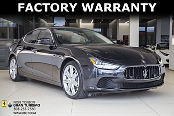 2015 Maserati Ghibli S Q4 for sale 100996054