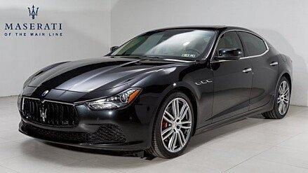 2015 Maserati Ghibli S Q4 for sale 100868884