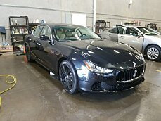 2015 Maserati Ghibli S Q4 for sale 100914428