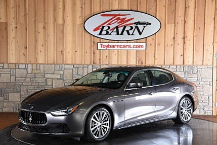 2015 Maserati Ghibli S Q4 for sale 100991093