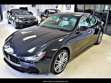2015 Maserati Ghibli for sale 101027659