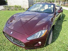 2015 Maserati GranTurismo Convertible for sale 100848910