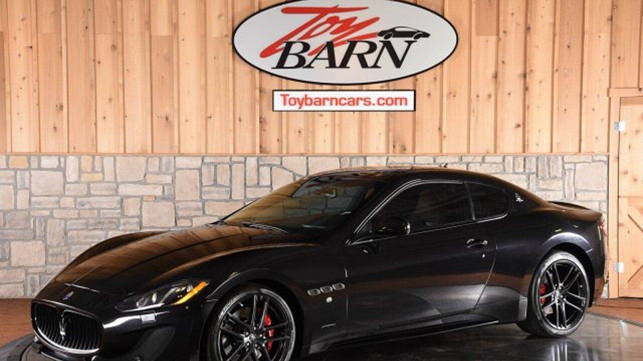 2015 Maserati GranTurismo Coupe for sale 100981255