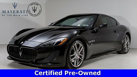 2015 Maserati GranTurismo Coupe for sale 100868879