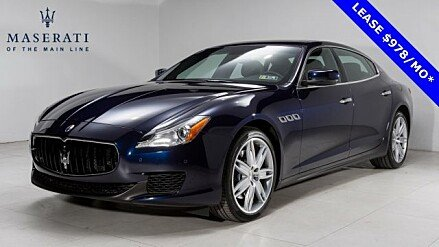 2015 Maserati Quattroporte S Q4 for sale 100858256