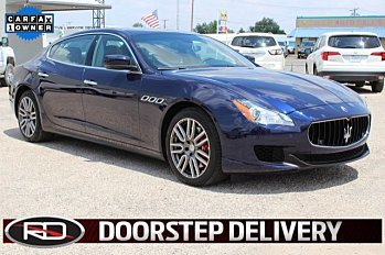 2015 Maserati Quattroporte S Q4 for sale 101003302