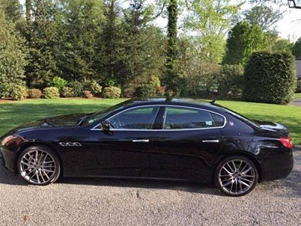 2015 Maserati Quattroporte GTS for sale 100897360
