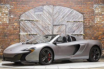 2015 McLaren 650S Spider for sale 100817240