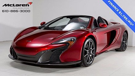 2015 McLaren 650S Spider for sale 100928507