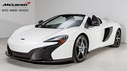 2015 McLaren 650S Spider for sale 100946157