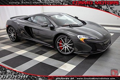 2015 McLaren 650S Coupe for sale 101050966