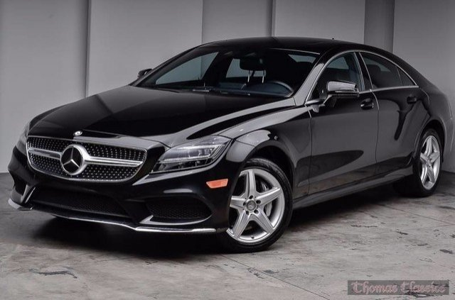 Awesome 2015 Mercedes Benz CLS550 4MATIC For Sale 100916283