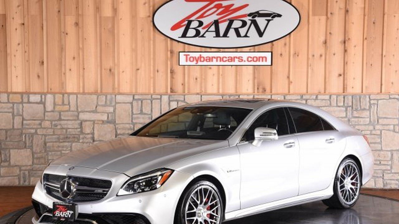 2015 Mercedes-Benz CLS63 AMG S-Model 4MATIC for sale 100995016