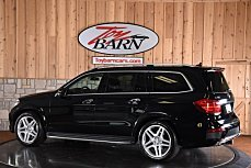 2015 Mercedes-Benz GL550 4MATIC for sale 100989635