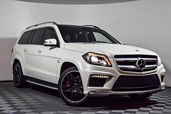2015 Mercedes-Benz GL63 AMG 4MATIC for sale 100945244