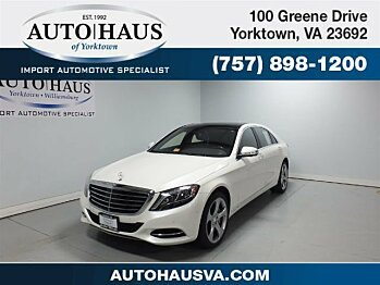 2015 Mercedes-Benz S550 Sedan for sale 100927379