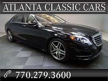 2015 Mercedes-Benz S550 Sedan for sale 100976544