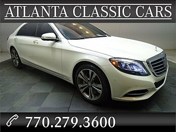 2015 Mercedes-Benz S550 Sedan for sale 100976545