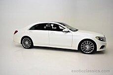 2015 Mercedes-Benz S550 4MATIC Sedan for sale 100877859