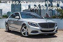 2015 Mercedes-Benz S550 Sedan for sale 100884104