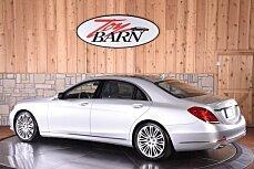2015 Mercedes-Benz S550 4MATIC Sedan for sale 100892748