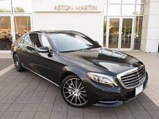 2015 Mercedes-Benz S550 4MATIC Sedan for sale 100893780