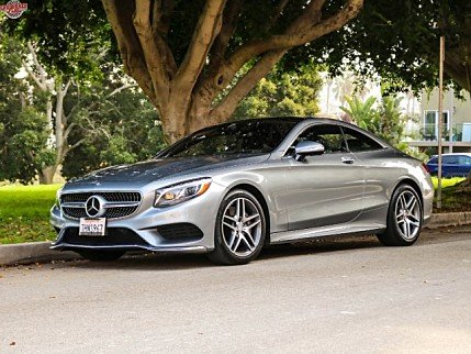 2015 Mercedes-Benz S550 4MATIC Coupe for sale 100916069