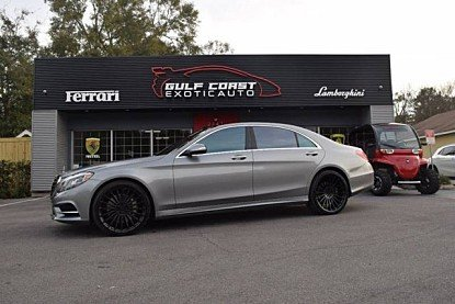 2015 Mercedes-Benz S550 Sedan for sale 100917049