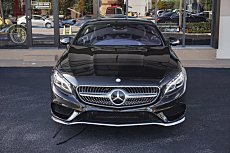 2015 Mercedes-Benz S550 4MATIC Coupe for sale 100929897