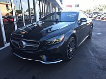 2015 Mercedes-Benz S550 4MATIC Coupe for sale 100931669