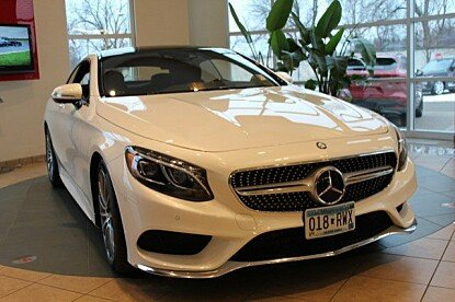 2015 Mercedes-Benz S550 4MATIC Coupe for sale 100940580