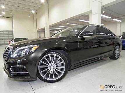 2015 Mercedes-Benz S550 Sedan for sale 100946332