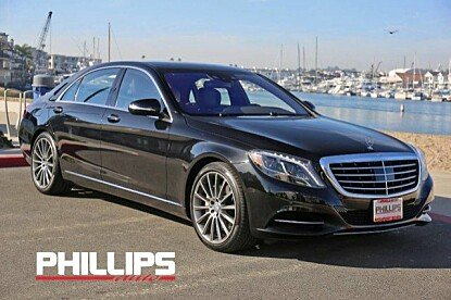 2015 Mercedes-Benz S550 4MATIC Sedan for sale 100954098