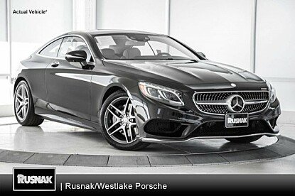 2015 Mercedes-Benz S550 4MATIC Coupe for sale 100954132