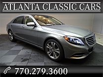 2015 Mercedes-Benz S550 4MATIC Sedan for sale 100962967