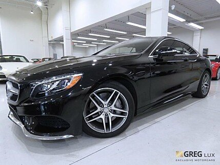 2015 Mercedes-Benz S550 4MATIC Coupe for sale 100999862