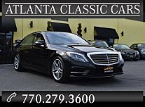 2015 Mercedes-Benz S550 4MATIC Sedan for sale 101025003
