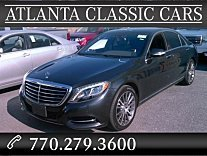 2015 Mercedes-Benz S550 4MATIC Sedan for sale 101029508