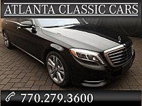 2015 Mercedes-Benz S550 4MATIC Sedan for sale 101030475