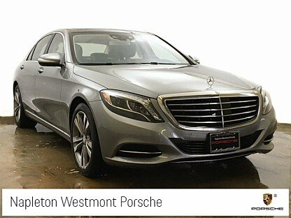 2015 Mercedes-Benz S550 4MATIC Sedan for sale 101052459