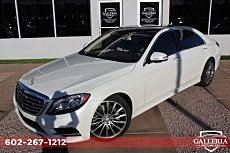 2015 Mercedes-Benz S550 Sedan for sale 101056981
