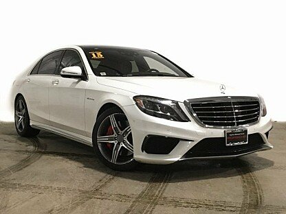 2015 Mercedes-Benz S63 AMG 4MATIC Sedan for sale 100953533
