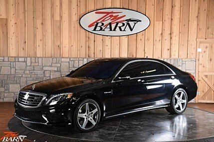 2015 Mercedes-Benz S63 AMG 4MATIC Sedan for sale 100962749