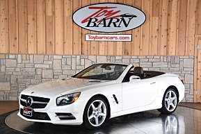 2015 Mercedes-Benz SL550 for sale 101008316