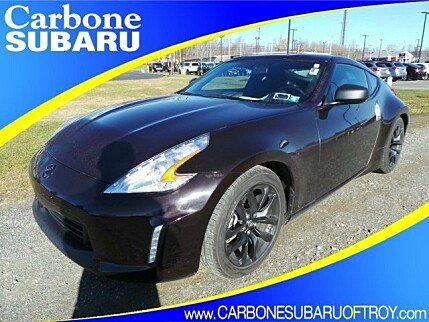 2015 Nissan 370Z Coupe for sale 100822212