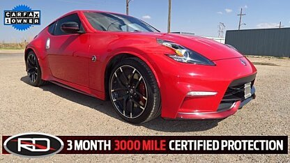2015 Nissan 370Z Coupe for sale 100879057