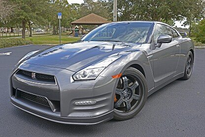 2015 Nissan GT-R Premium for sale 100844545