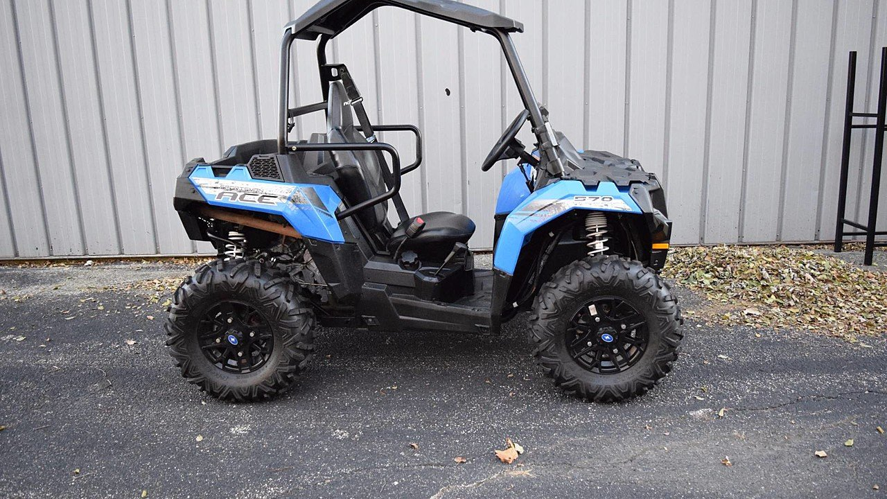 2015 Polaris Ace 570 for sale 200514497