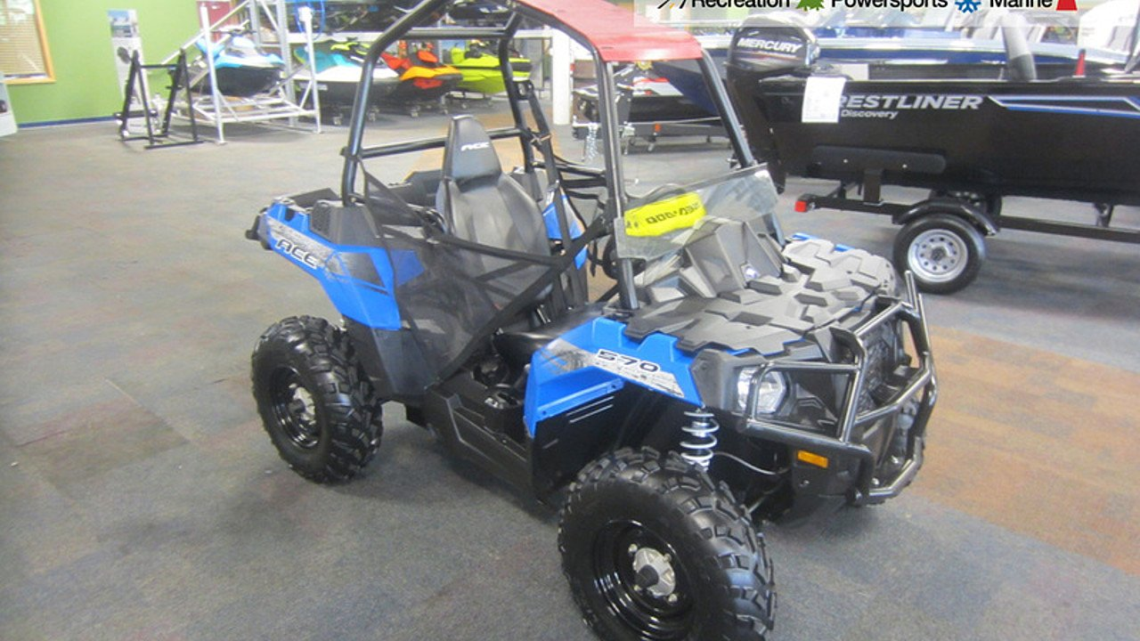 2015 Polaris Ace 570 for sale 200586892